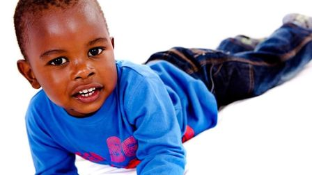 Five year-old Tadiwa Muparutsa from Ipswich who died in May 2013