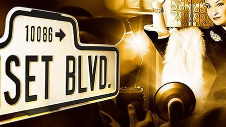 Andrew Lloyd Webber's smash musical Sunset Boulevard, coming to Ipswich next March. Picture: THE CUR