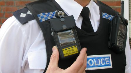 Suffolk and Norfolk police are issuing body-worn cameras to their officers