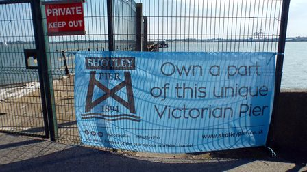 People in Suffolk are being given the chance to buy shares in Shotley Pier