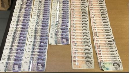 Cash seized in east Ipswich raid during Operation Woven