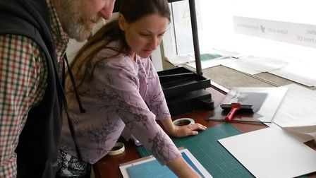 Oyster Community Press is launching printmaking workshops at its new dedicated space in Tower Street