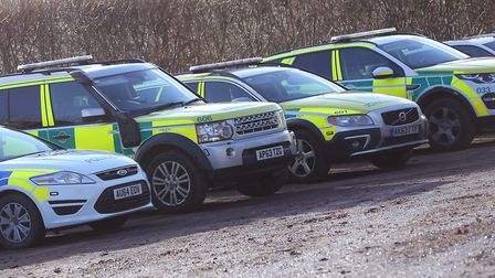 The East of England Ambulance Service is accused of sending rapid response vehicles to serious jobs