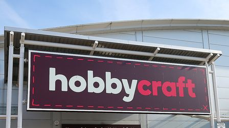 Hobbycraft in Martlesham was among the businesses that Ashley Griffin stole from, Ipswich Crown Cour
