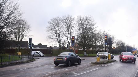 Work is due to start on the junction of Main Road and Bell Lane Kesgrave later this month, where the