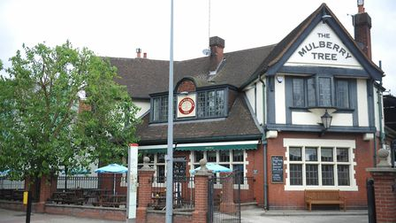 The Mulberry Tree in Ipswich is the latest closure. Picture: LUCY TAYLOR