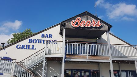 Bears Bowling Club remains empty following its closure in October. Picture: CONNOR MCLOONE