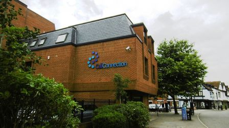 The Call Connection offices in Cromwell Square, Ipswich. Ignition Select has its registered office a