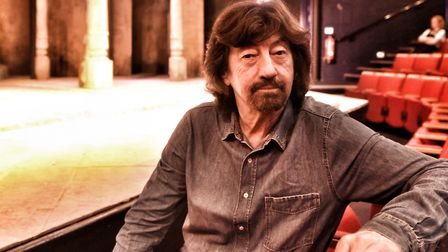 Sir Trevor Nunn at the New Wolsey Theatre. Picture: LUCY TAYLOR