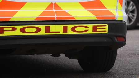 Police suspect a pair of men, seen riding a motorbike in Ipswich, may be responsible for an attempte