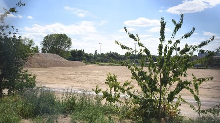 The Tooks Bakery site has already been identified as land for housing - now an application has been