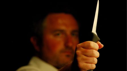 Concerns over knife-crime among the young. Photo: Nick Butcher Copy: For: EN Archant �