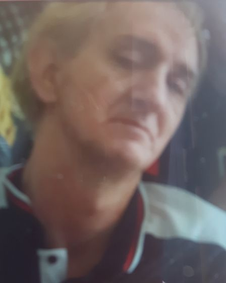 Raymond Dame is missing from the Ipswich area. Picture: SUFFOLK POLICE