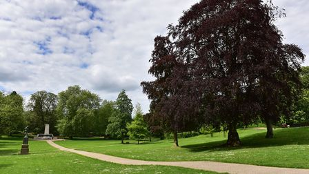 Christchurch Park, Ipswich. Picture: SARAH LUCY BROWN