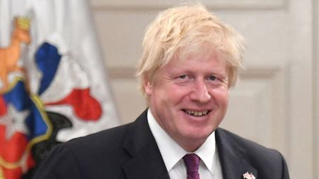 Foreign Secretary Boris Johnson Photo: PA