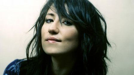 KT Tunstall will close Jimmy's Festival tonight. Photo: Contributed