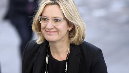 Home Secretary Amber Rudd Photo: REUTERS/Neil Hall