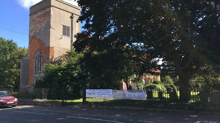 Two Sisters Arts Centre, a community-focused venue based at the former Trimley St Mary Church, which