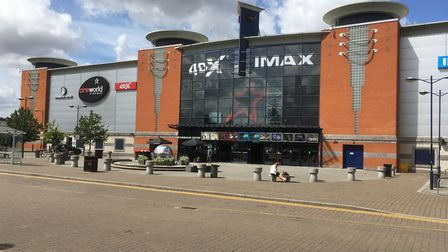 Ipswich Cineworld is set to reopen on Wednesday. Picture: PAUL GEATER