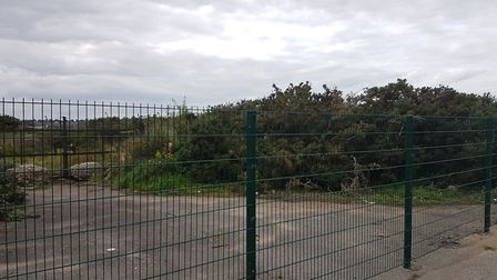 An application has been submitted to build 85 homes on an industrial estate off Sandy Hill Lane. Pic