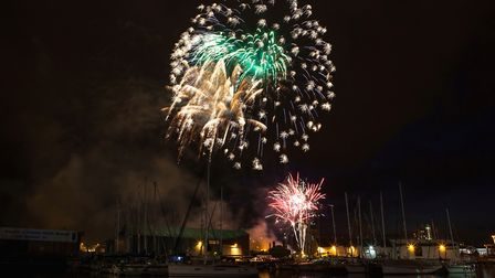 Ipswich Maritime Festival has been a popular part of the summer events calendar. Picture: PAUL CHAPM