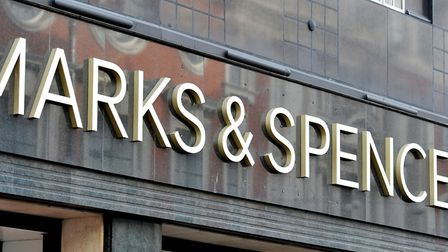 Shoplifter stole from Marks and Spencer Photo: Nick Ansell/PA Wire