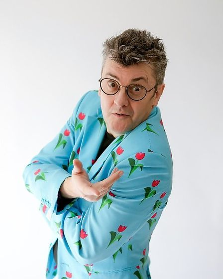 Joe Pasquale heads to the Spa Pavilion, Felixstowe, later this week. Photo: CONTRIBUTED