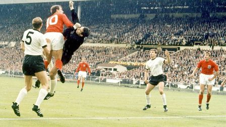 England's 4-2 win over West Germany in the 1966 World Cup final. TopFoto