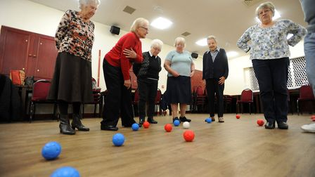 ActivIpswich helps those aged 45 and above get into sport and regular activity. Picture: PHIL MORLEY