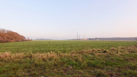 Suffolk Coastal District Council had rejected plans for 300 homes on land east of Bell Lane in Kesgr