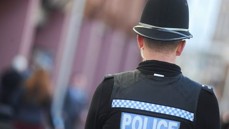 Police stock image. Picture: LUCY TAYLOR