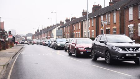 Bramford Road in Ipswich (stock image). Picture: LUCY TAYLOR