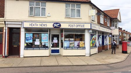 Heath News on Heath Road is closed. Picture: GREGG BROWN