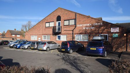 Hawthorn Drive Surgery in Ipswich. Picture: ARCHANT