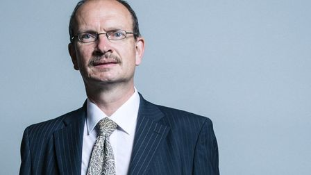 Ipswich MP Sandy Martin is calling for more policing to tackle knife crime . Picture: HOUSE OF COMMO