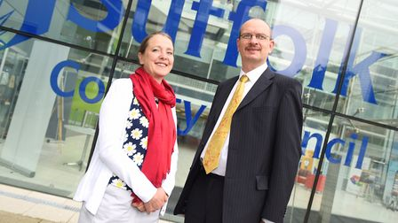 Sarah Adams has been chosen to fight the division won by MP Sandy Martin in May. Picture: GREGG BROW