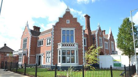 The former Haven Hotel has been turned into homes. Picture: FENN WRIGHT