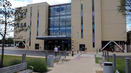 Ipswich Hospital A&E. Picture: ARCHANT