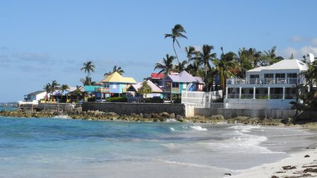 Compass Point in Nassau. Picture: PAUL NIXON PHOTOGRAPHY