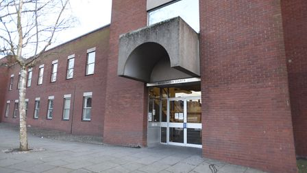 Ipswich Magistrates' Court. Picture: GREGG BROWN