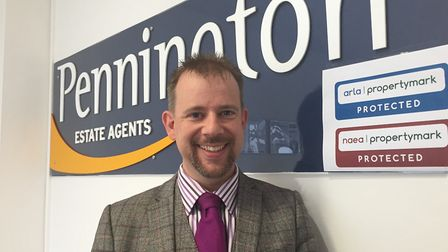 Robert Ulph, who has been appointed an ARLA Propertymark board member for the East of England divisi