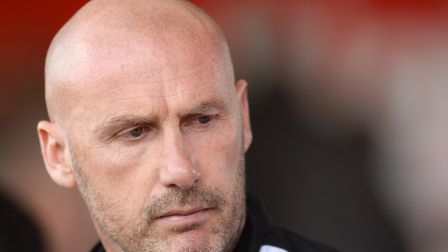 U's boss, John McGreal, who has no completed four signings on transfer deadline day.