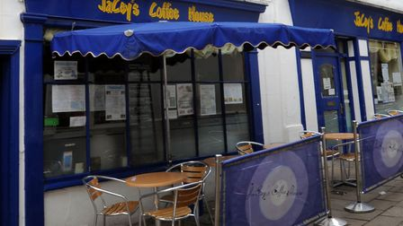 Jacey's Coffee House. Picture: SU ANDERSON