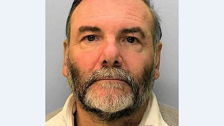 Former town pastor Stephen Jay, 58, of Wrights Lane, Kesgrave, who was jailed at Lewes Crown Court.