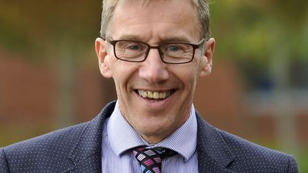 Kesgrave High School Head Teacher Nigel Burgoyne said the school was well placed for a tie-up with a