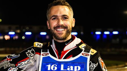 Scott Nicholls, hoping to help the Witches to cup glory on Thursday night. Photo: STEVE WALLER
