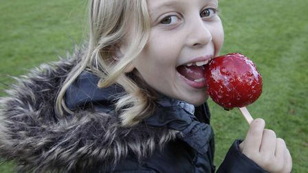 A new date has been found for the annual Apple Day event