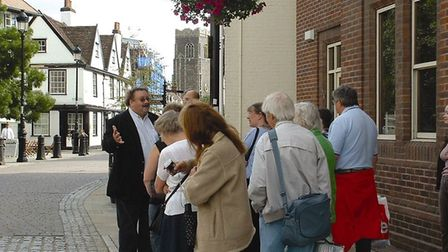 EADT Celebrating Gosnold Celebrations to mark the 400th anniversary of the founding of Jamestown,