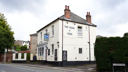 The Duke of York pub has re-opened it's doors to the public. Picture: SARAH LUCY BROWN