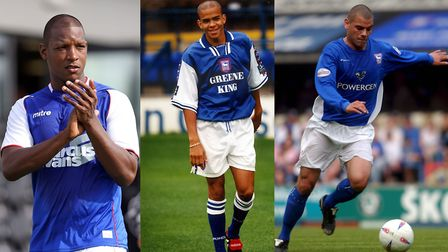 Titus Bramble, Kieron Dyer and Jermaine Wright are among the stars playing in a celebrity football m